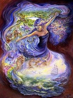 """Семинар """"Сила пяти стихий для женщины"""""""