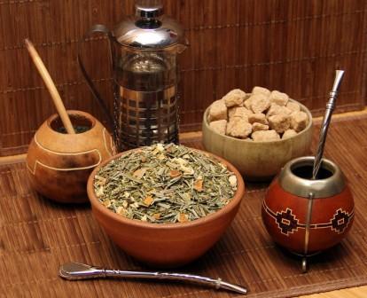 Чайная мистерия с культовым латиноамериканским напитком Силы - Матэ