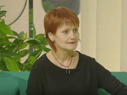 Татьяна Шаповалова о 21-летии центра на канале СТС