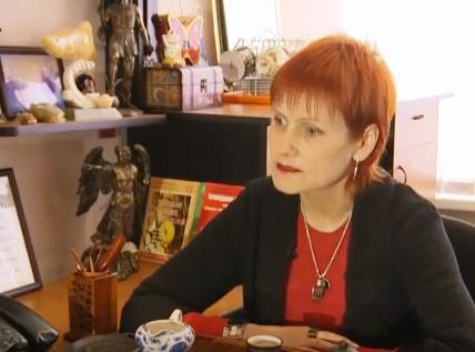 Интервью Татьяны Шаповаловой  каналу  МВС