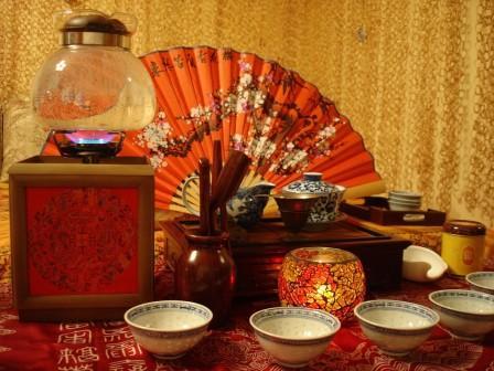 Чайные встречи.в Международный день чая