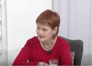 Интервью Татьяны Шаповаловой  каналу  Tezaur folc