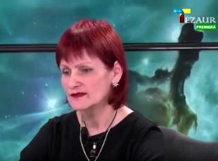 Интервью Татьяны Шаповаловой телеканалу Tezaur folc о текущих энергиях времени