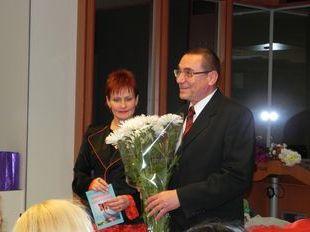 Татьяна и Борис Шаповаловы -- Вместе по жизни 14 02 2014